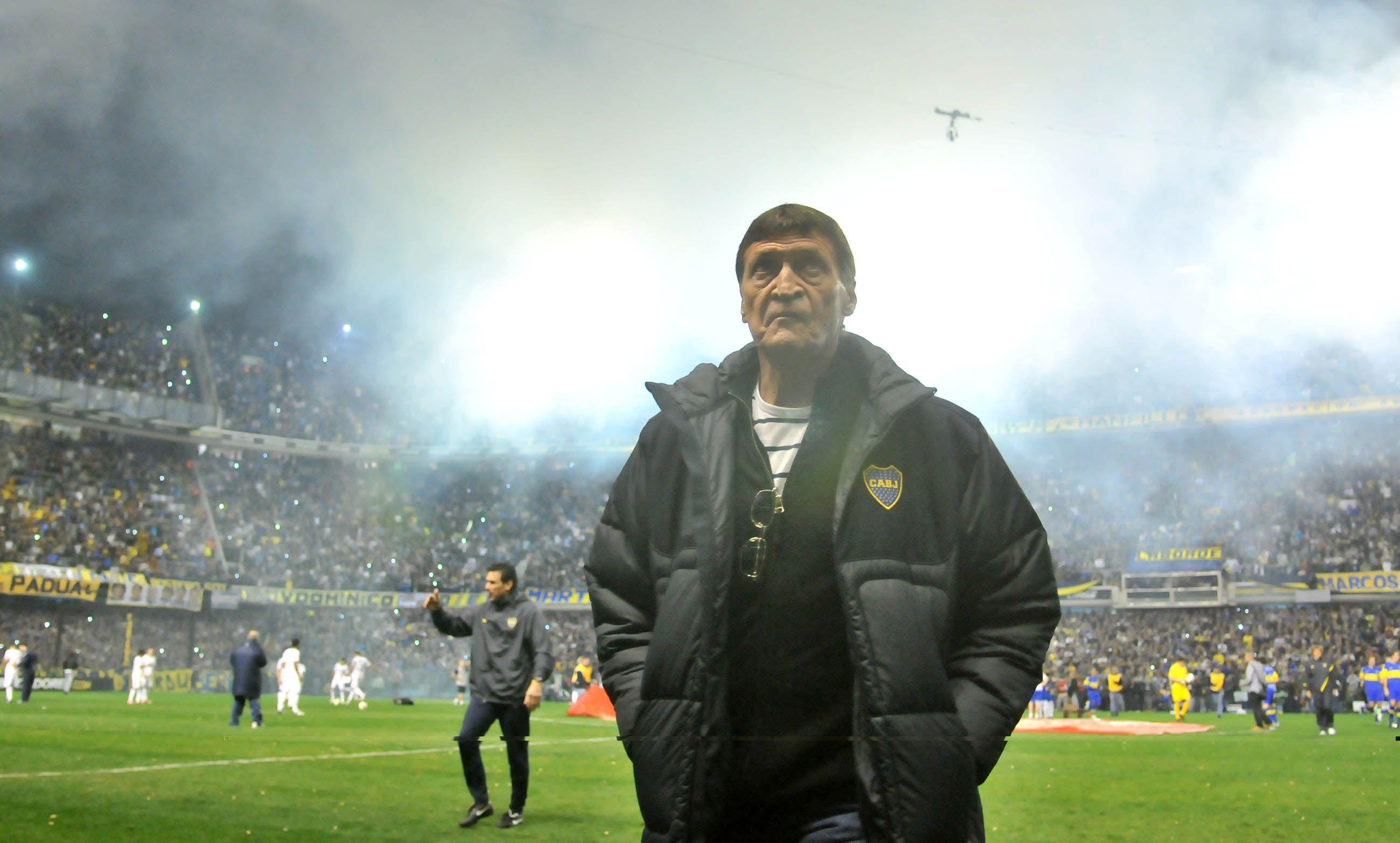 Boca dio todo para ganar, aseguró Julio César Falcioni