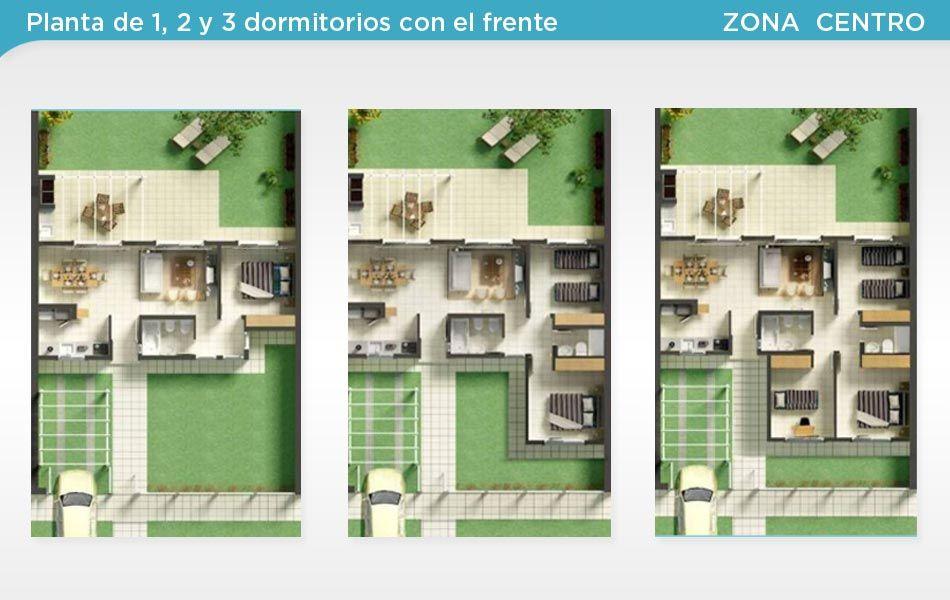 ¿Cuáles son los modelos de vivienda ofrecidos por el Hipotecario?