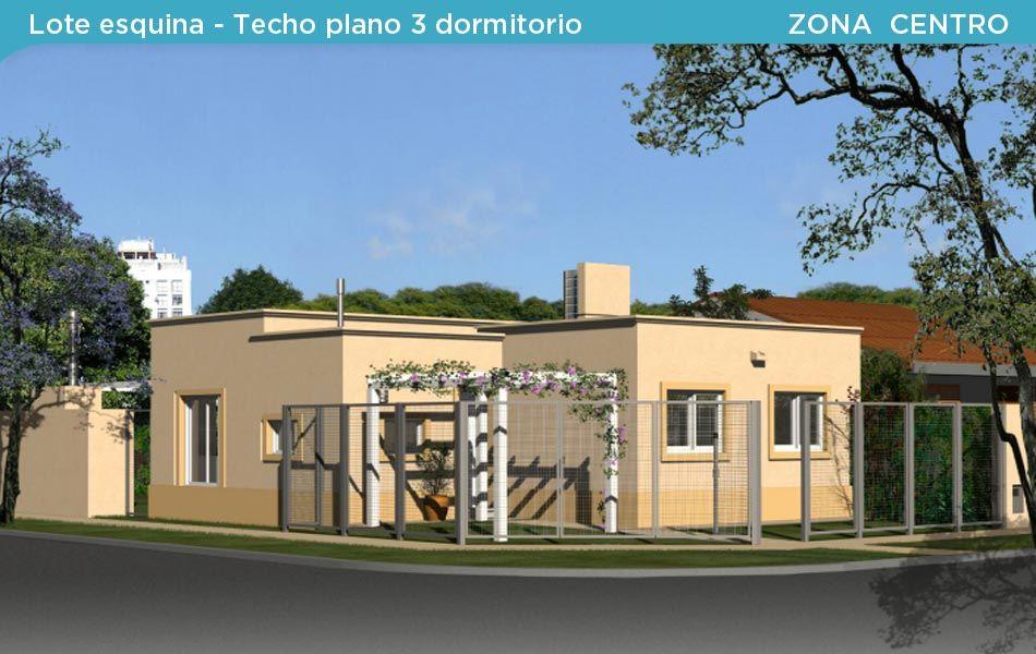 planos de casas procrear zona noa