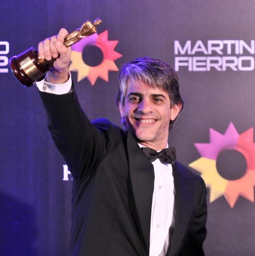 Martín Fierro 2012 - Pablo Echarri