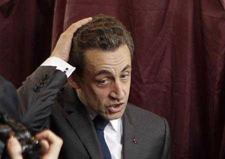 Allanaron el domicilio de Nicolás Sarkozy por un escándalo de corrupción