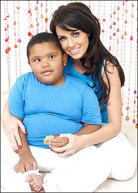 Katie Price e hijo