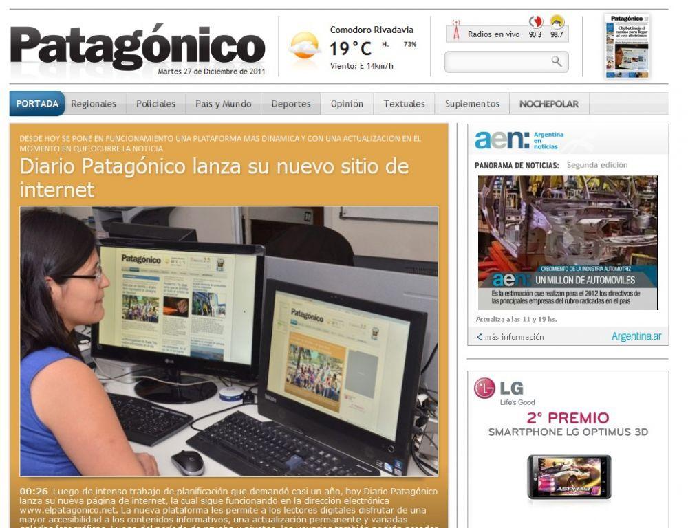 Diario patagonico
