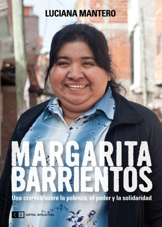 Margarita Barrientos libro