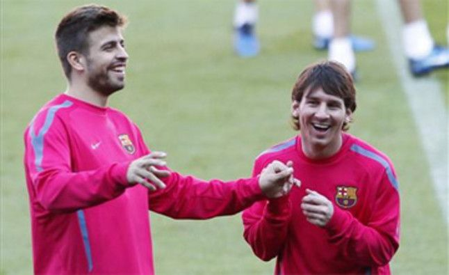Messi le incendió la moto al utilero del Barcelona