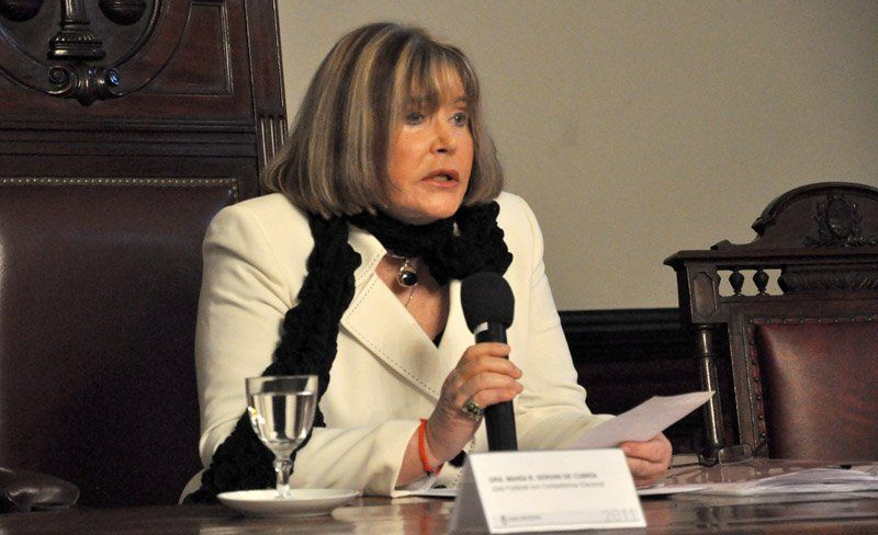 Servini de Cubría declaró inconstitucional la reforma del Consejo