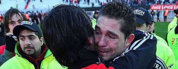 <p>Aquella fatídica tarde contra Belgrano en el Monumentarl</p>