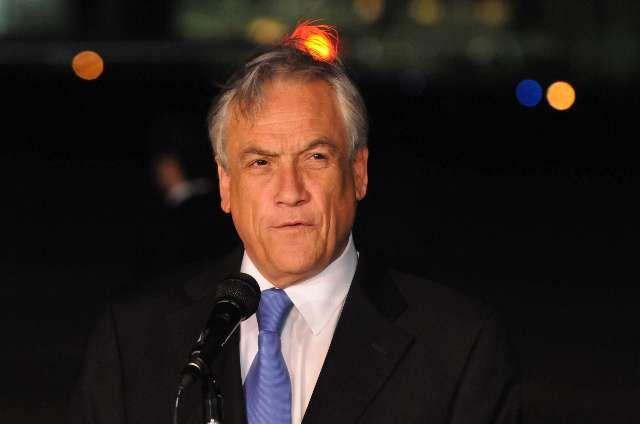 Piñera felicitó por su madurez a una nena violada y embarazada