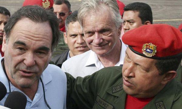 A un año de su muerte, estrenan Mi amigo Hugo el documental de Oliver Stone sobre Chávez