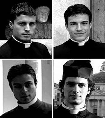 Calendario Curas Vaticano 2019.Calendario Fetiche Los Curas Del Vaticano Tambien Posan