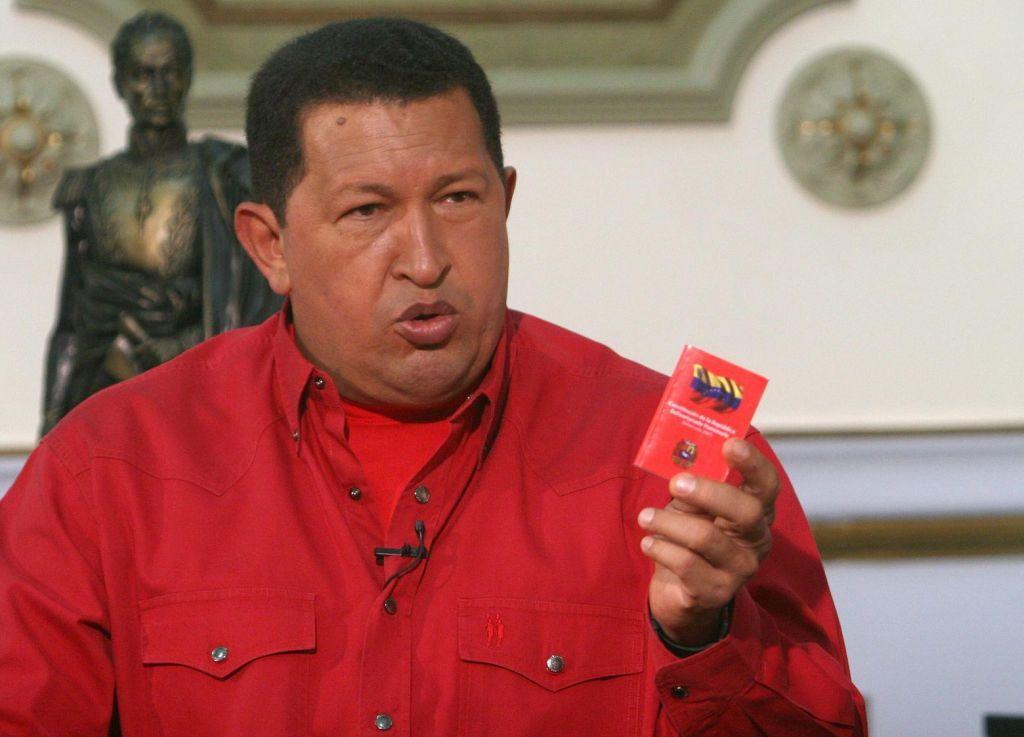 Chavez hugo EFE
