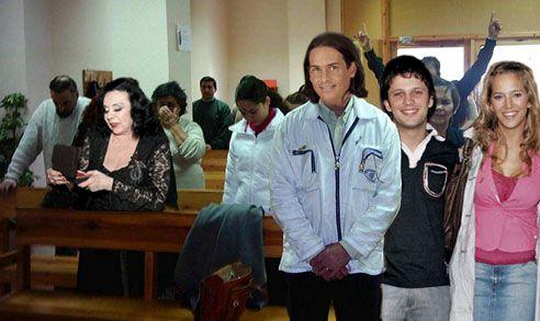 La far ndula religiosa son muchos los famosos que for Ultimas noticias de la farandula argentina