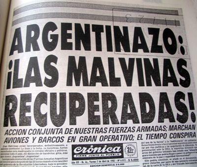 El periodismo argentino y su papel en la guerra de for Revistas del espectaculo argentino