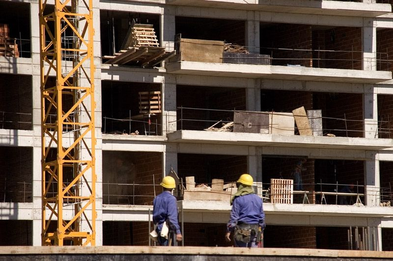 Fuerte apoyo al plan de viviendas del Gobierno
