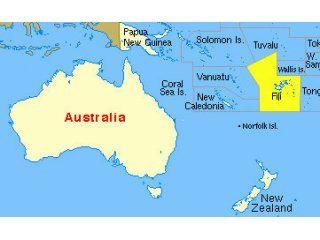 Donde Queda La Republica De Fiji