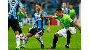 El argentino jugó apenas 7 partidos en Porto Alegre