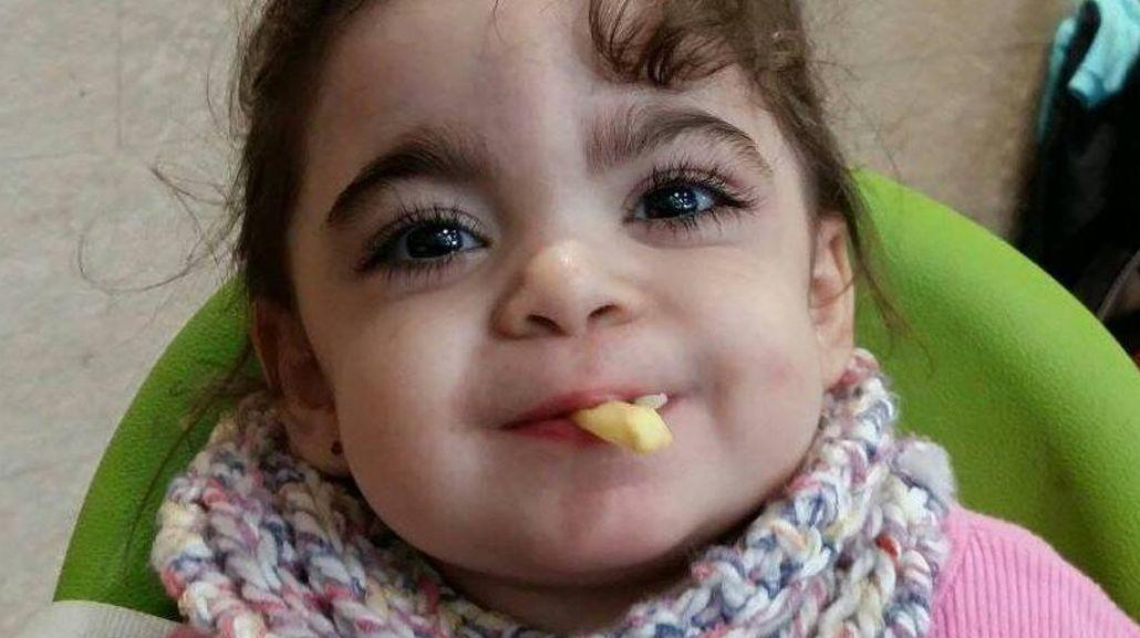 Alma tiene dos años y es el primer caso de MSD en América Latina