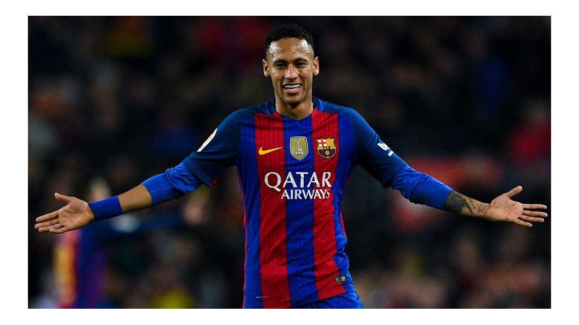 La cargada del PSG al Barcelona tras el pase de Neymar: una foto de Verrati