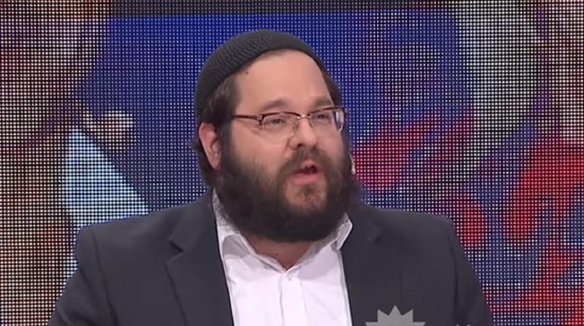 Habló el Rabino que ayuda a Latorre