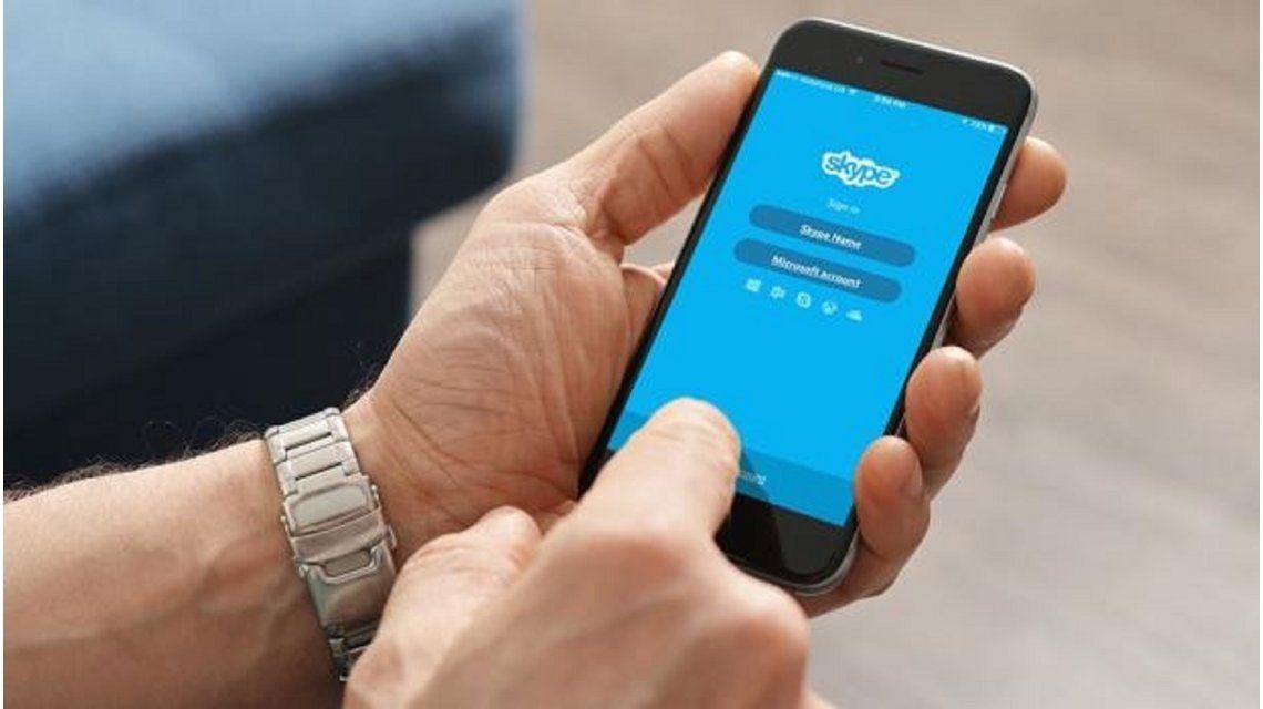 Skype presenta fallas en todo el mundo