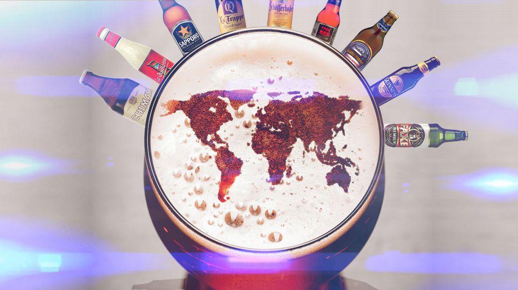 En el Día Internacional de la Cerveza, la vuelta al mundo en una pinta