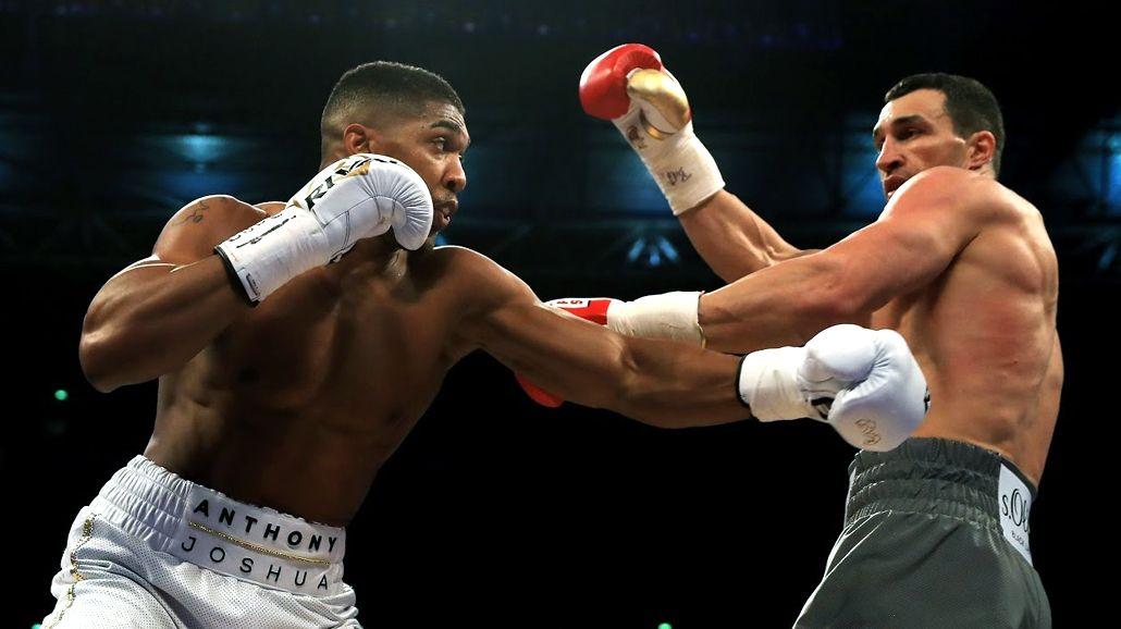 El ucraniano Vladimir Klitschko anunció su retiro del boxeo