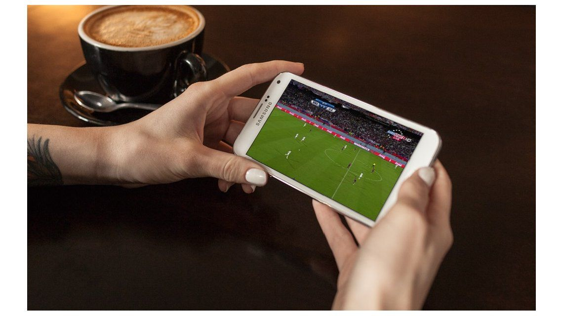 Una web que transmite todas las ligas de fútbol del mundo