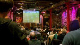 Los bares se preparan para pasar los partidos tras ocho años de Fútbol para Todos