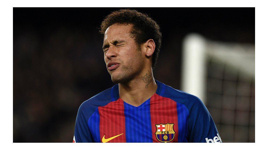 La Liga rechazó el pago por Neymar y su pase al PSG está frenado