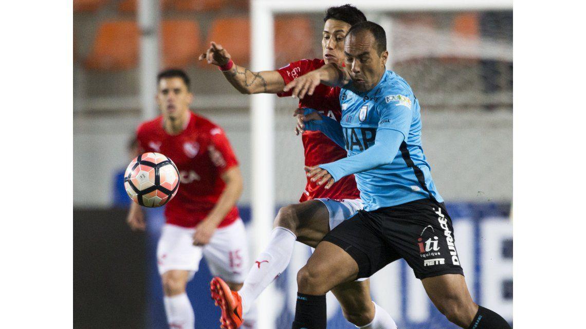 Independiente visita a Deportes Iquique por la Sudamericana