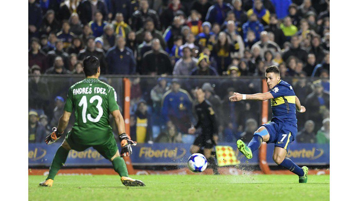 Boca juega el amistoso con Villarreal