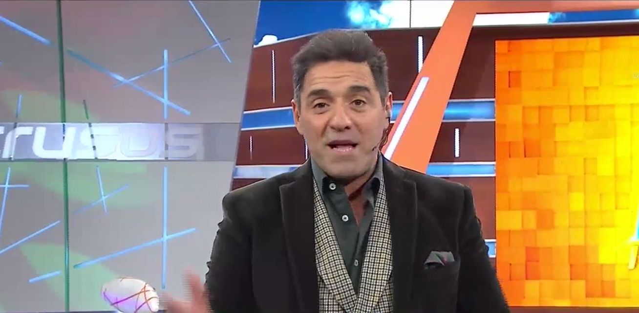 Mariano Iúdica condujo Intrusos