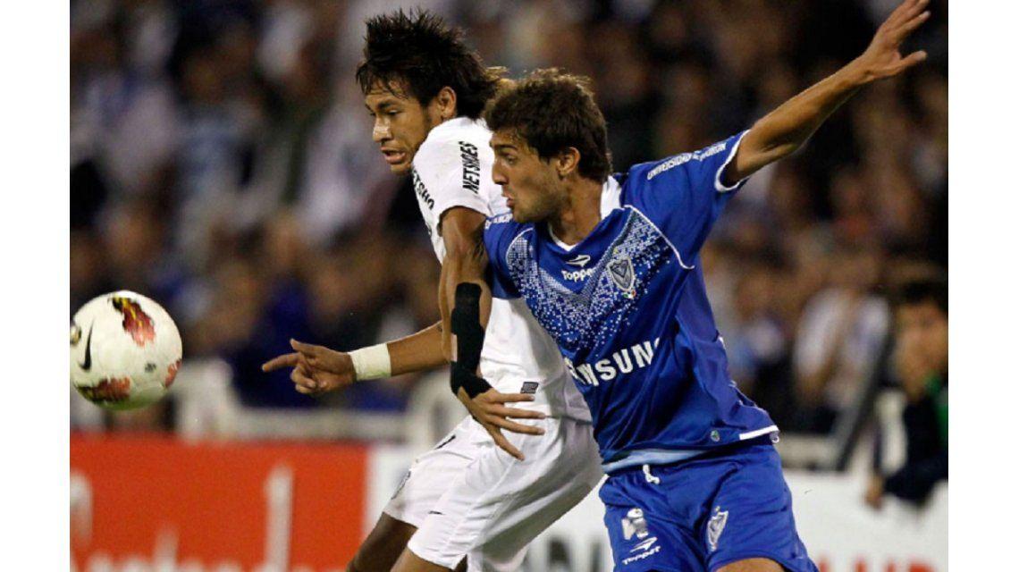 Peruzzi jugó uno de los mejores partidos de su vida aquella noche