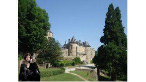 Castillo de Chastellux y Gameo Of Thrones
