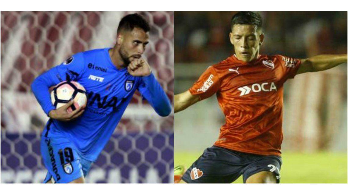 Deportes Iquique vs. Independiente por la Copa Sudamericana