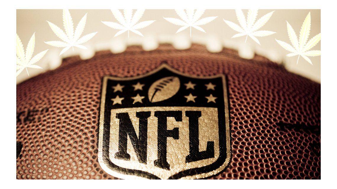 Podrían permitir el uso de marihuana terapeutica en la NFL