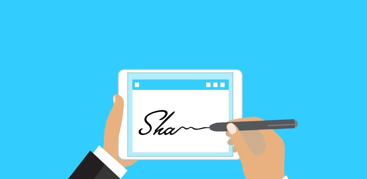 Firma digital: La nueva manera de no moverse para firmar documentos