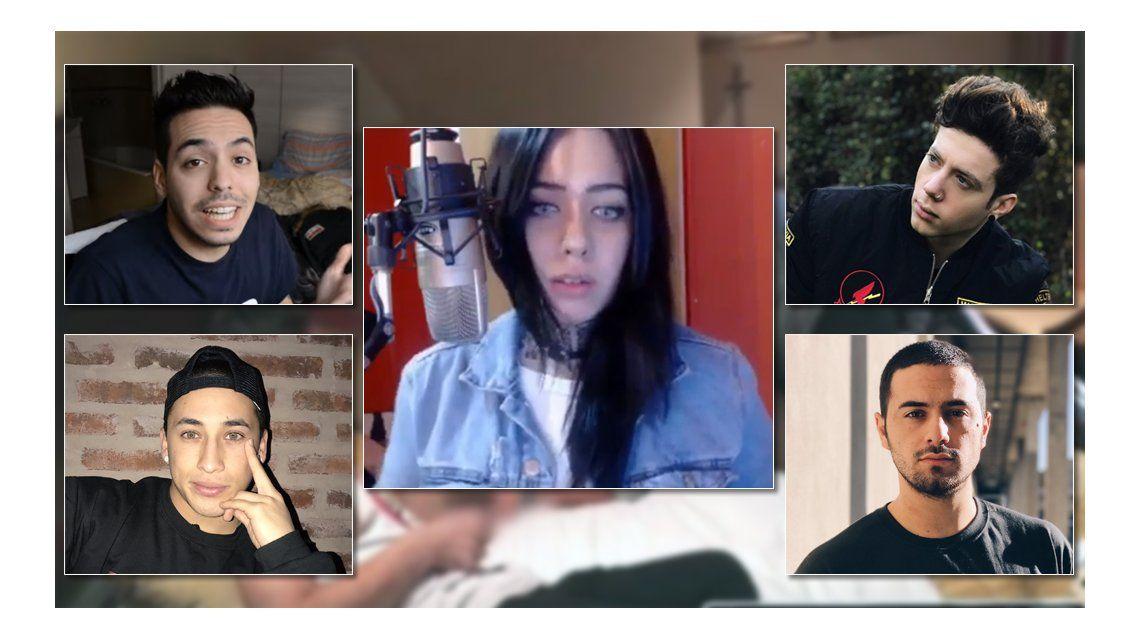 Los youtubers acusados de abuso demandarán al joven que publicó el video