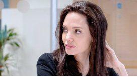 Angelina Jolie, complicada