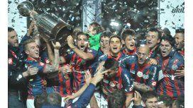 El cordobés fue uno de los pilares del San Lorenzo campeón de América