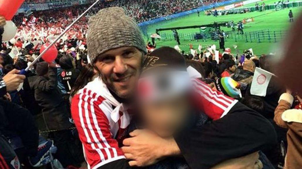 Las palabras de Marcos Milinkovic tras la muerte de su pequeño hijo