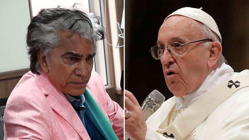 El Puma Rodríguez vs. El Papa Francisco