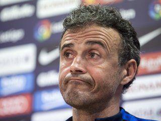 luis enrique sorprendio a todos y dejo su puesto como entrenador de espana