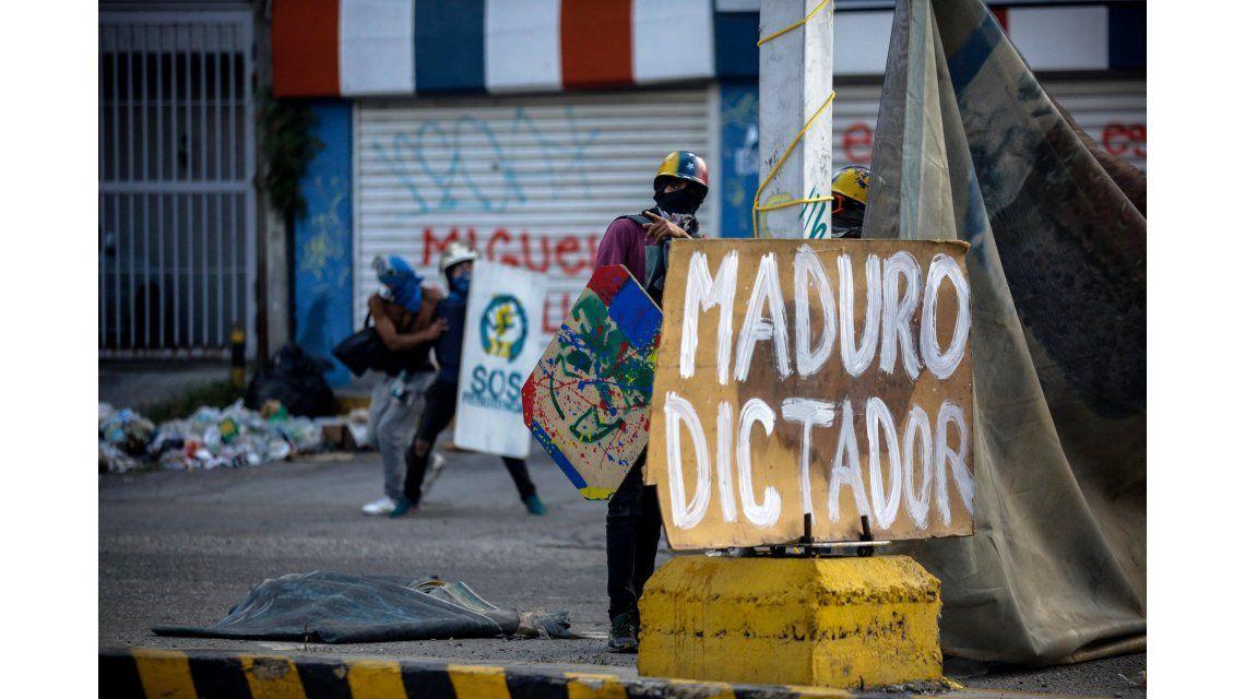 Maduro dictador