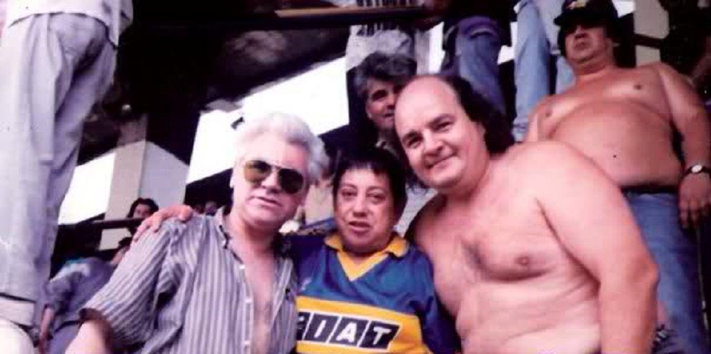 El Abuelo y La Raulito