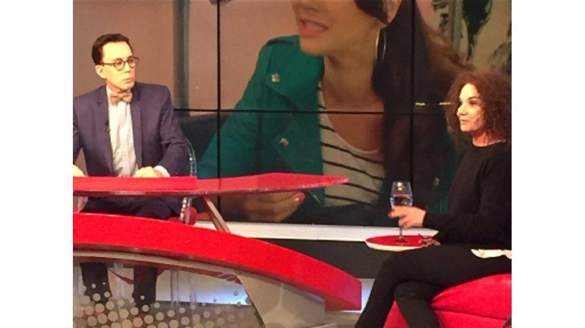 Ana María Picchio le pidió piedad a Macri