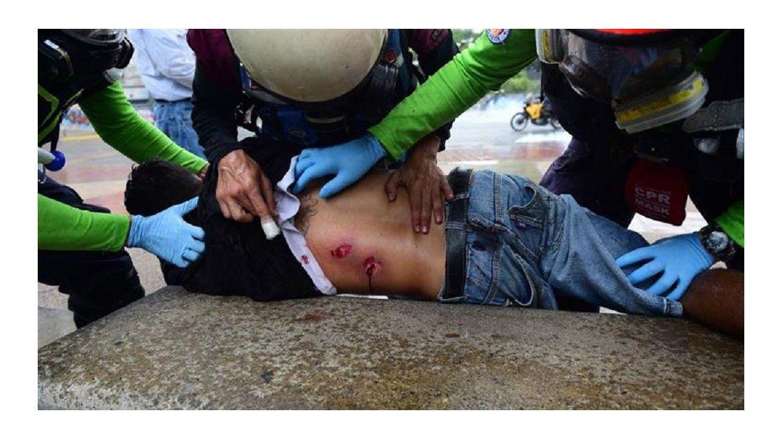 Venezuela: ocho muertos en medio de la elección de la Constituyente