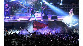 La Renga hizo delirar a miles de fanáticos en Huracán