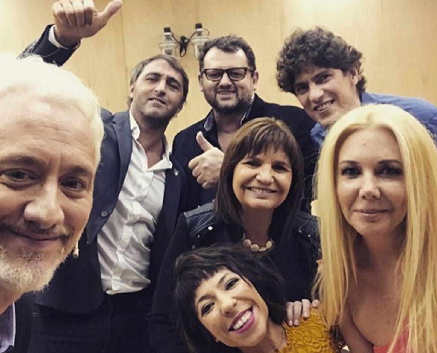 Mariana Nannis se cruzó con Bullrich por la economía