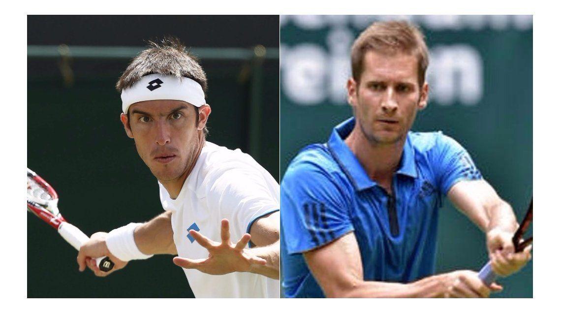 Mayer vs Mayer en la final del ATP de Hamburgo